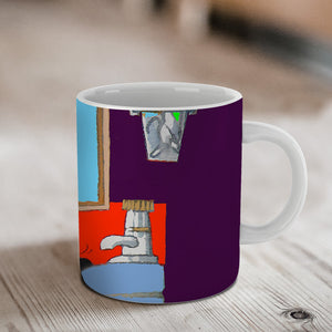 Morning Wash Ceramic Mug
