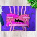 The Cat's Chair Chopping Board