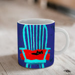 My Chair Ceramic Mug
