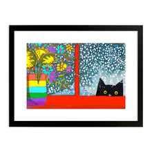 Load image into Gallery viewer, Baby It's Cold Outside - Art Print