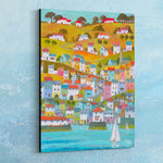 Cornish Port Canvas