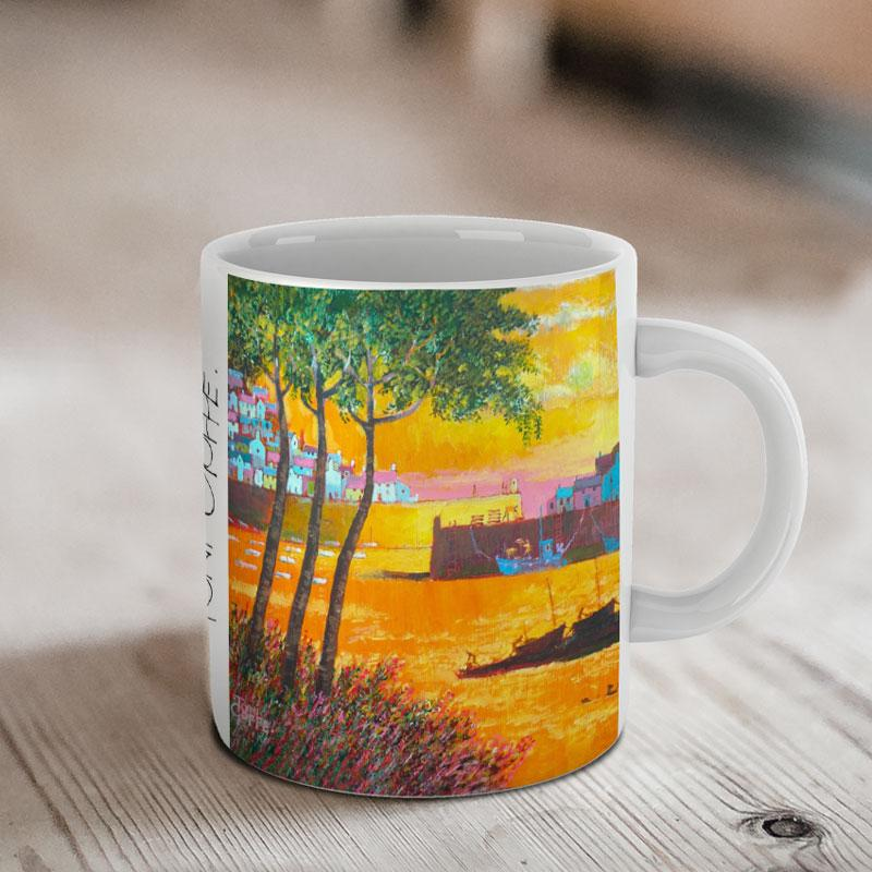Cornish Morning Mug