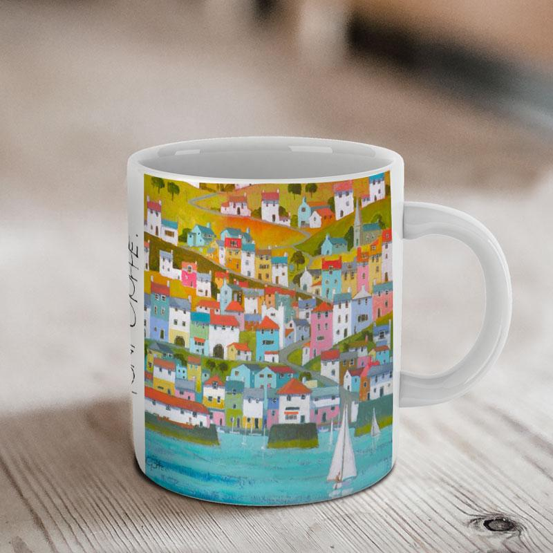 Cornish Port Mug
