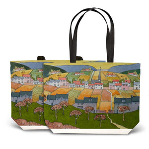 Orchard Walk Tote Bag