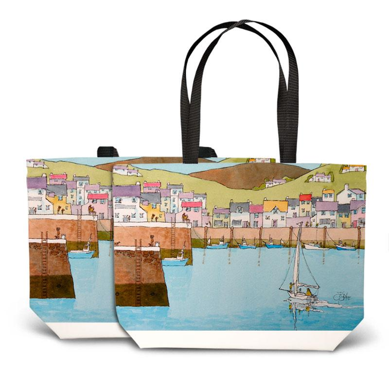 Home Again Tote Bag