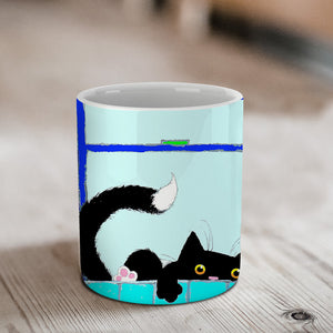 The Great Escape Ceramic Mug