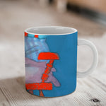 The Red Chair Ceramic Mug
