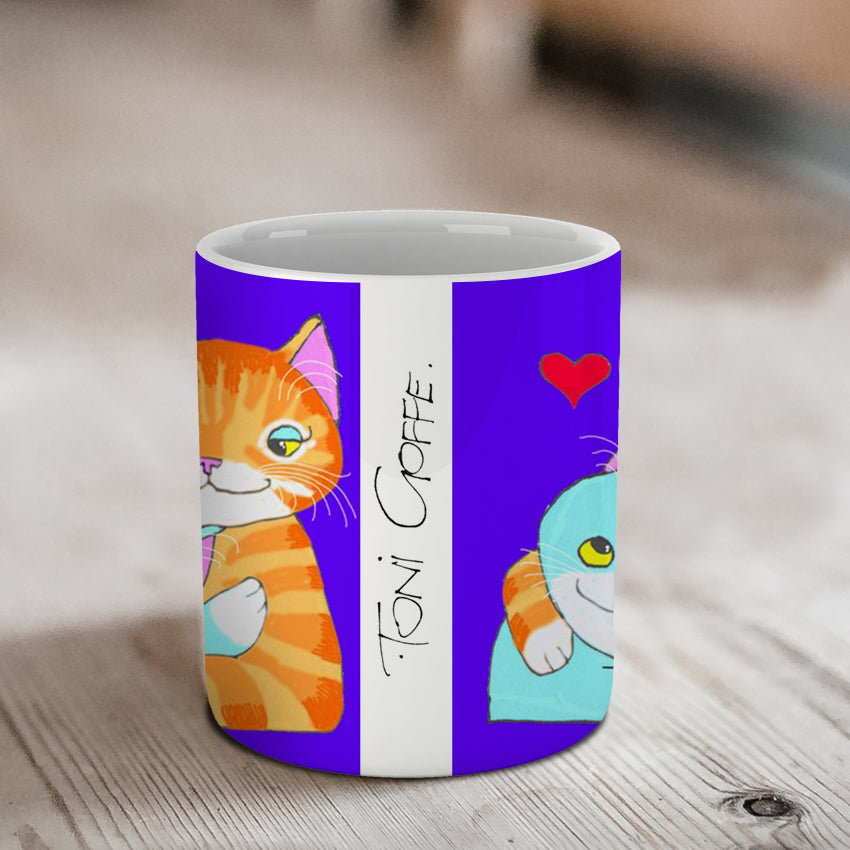 My Ginger Love Ceramic Mug