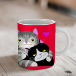 My Tabby Love Ceramic Mug