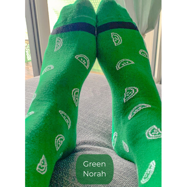 Green Norah by Duality LC