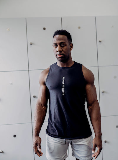Men's Performance Logo Tank