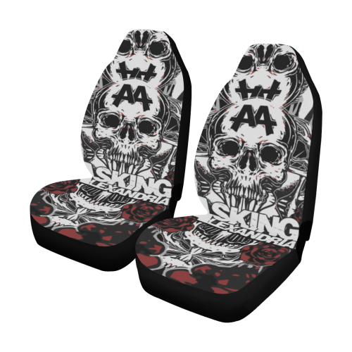 Asking Alexandria #3 - Car Seat Covers (2pc Set)