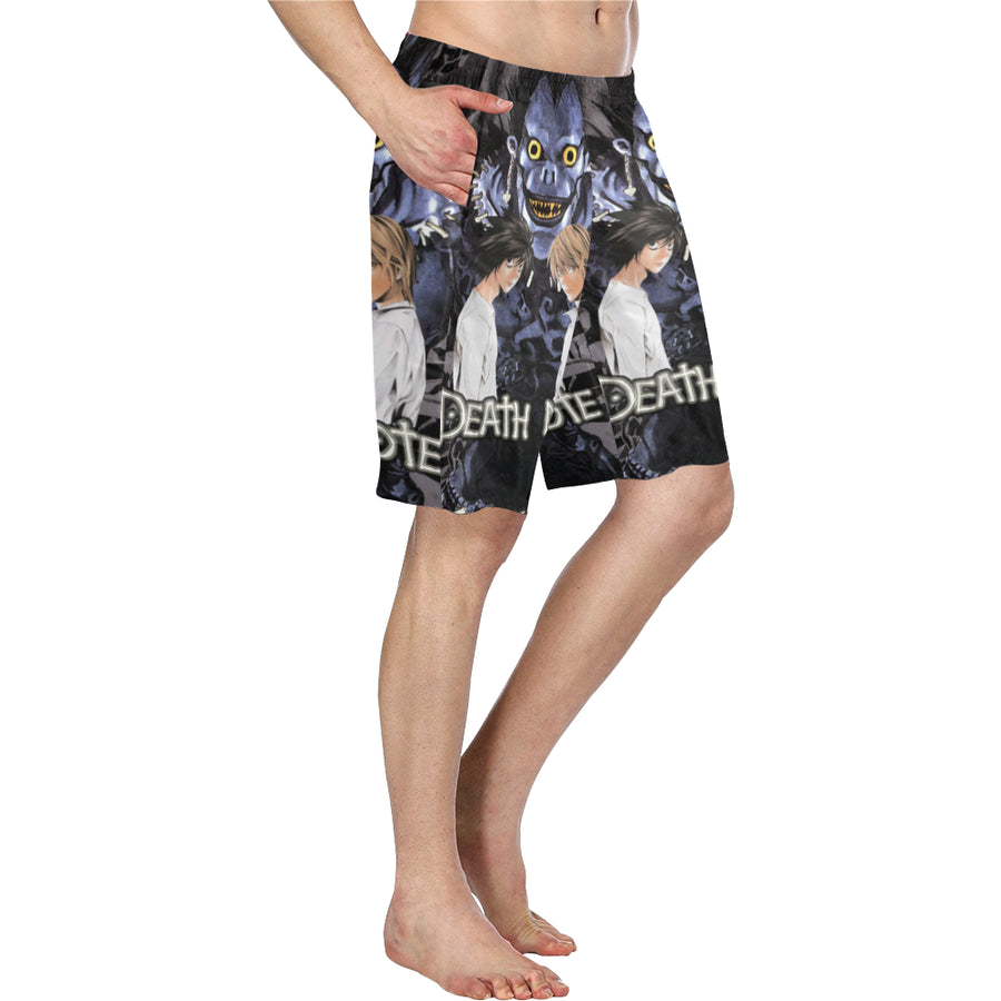 Death Note - Men's Swim Trunk-MyStorify