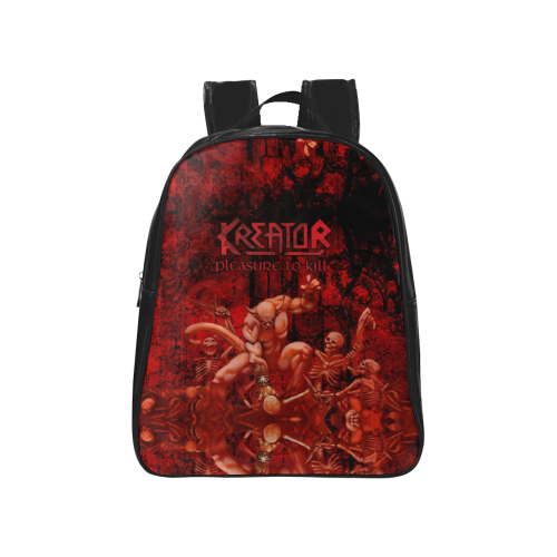 Kreator #2 - Backpack-MyStorify