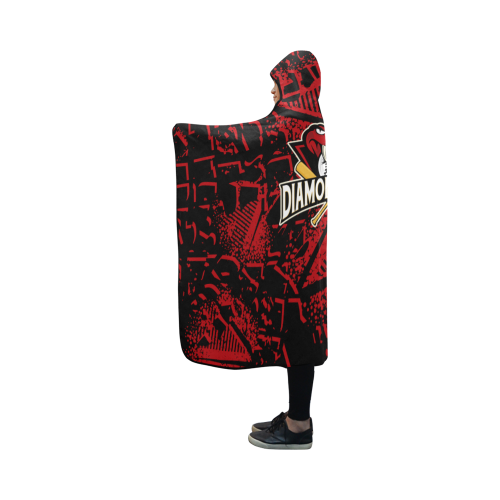Arizona Diamondbacks - Hooded Blanket