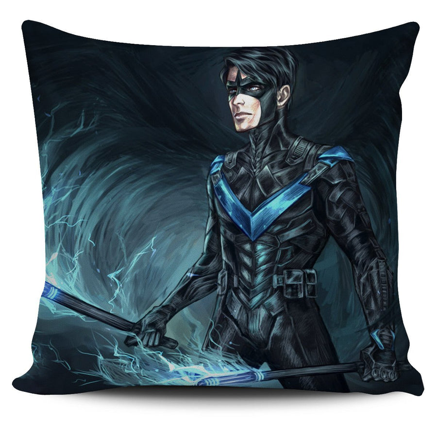 Nightwing (3 Styles) - Pillow Cover