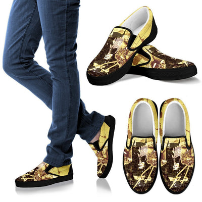 Batman - Canvas Printed Shoes - MyStorify