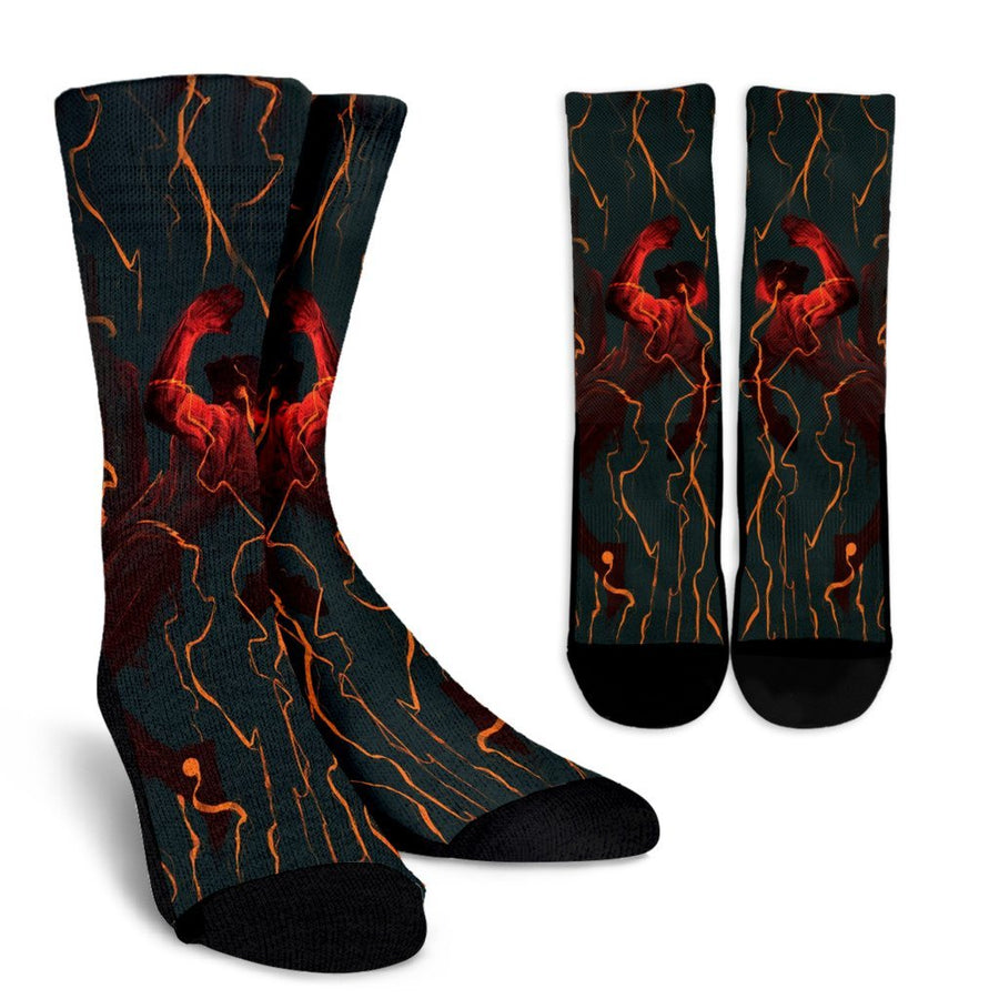 The Flash - Crew Socks