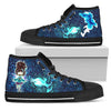 Gravity Falls - Canvas Printed Shoes-MyStorify