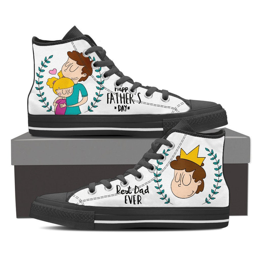 Custom Printed Shoes - Father's Day #2 - TheSevenShop