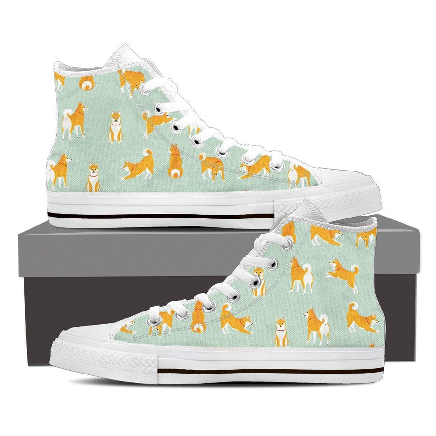 Custom Printed Shoes - Husky Dog #3 - TheSevenShop