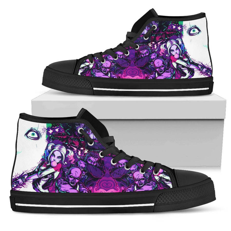 Suicide Squad - Canvas Printed Shoes