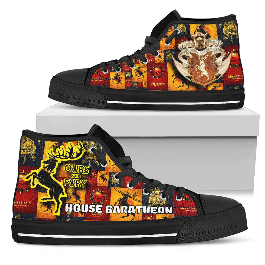 Game of Thrones - House Baratheon - Shoes-MyStorify