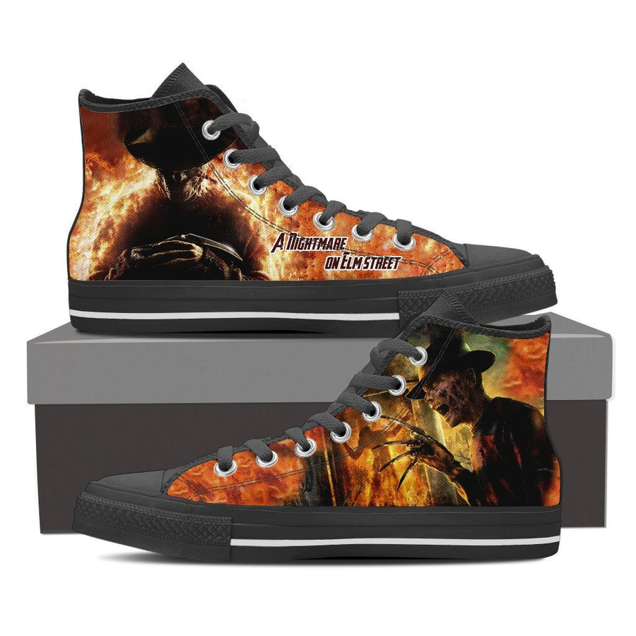 Custom Printed Shoes - Freddy Krueger - TheSevenShop