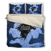 Game of Thrones - House Stark (2 Styles) - Bedding Set (Duvet Cover & Pillowcases)-MyStorify