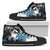 Nightwing - Canvas Printed Shoes