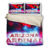 Arizona Cardinals #2 - Bedding Set (Duvet Cover & Pillowcases) - MyStorify