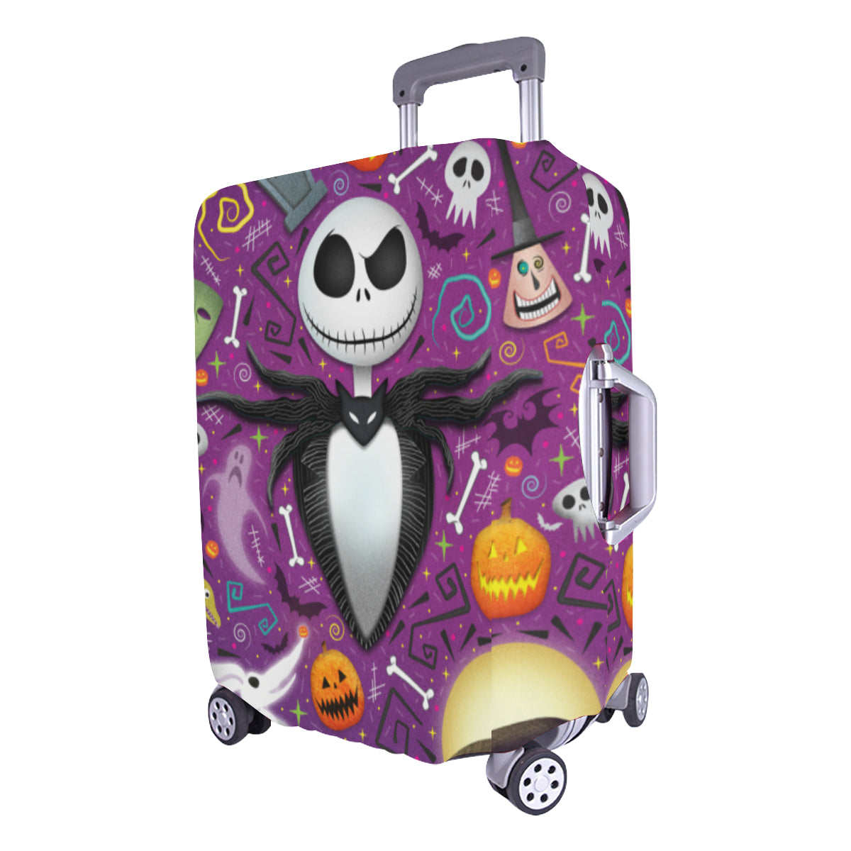 The Nightmare Before Christmas #2 - Luggage Cover - MyStorify