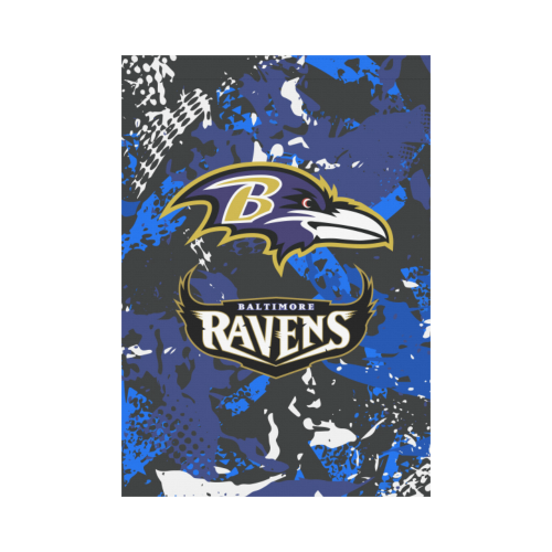 Baltimore Ravens - Garden Flag