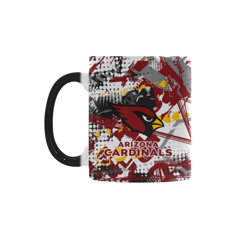 Arizona Cardinals - Morphing Mug-MyStorify