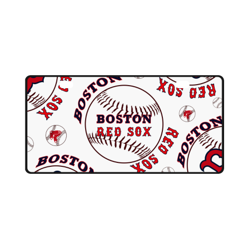 Boston Red Sox - License Plate