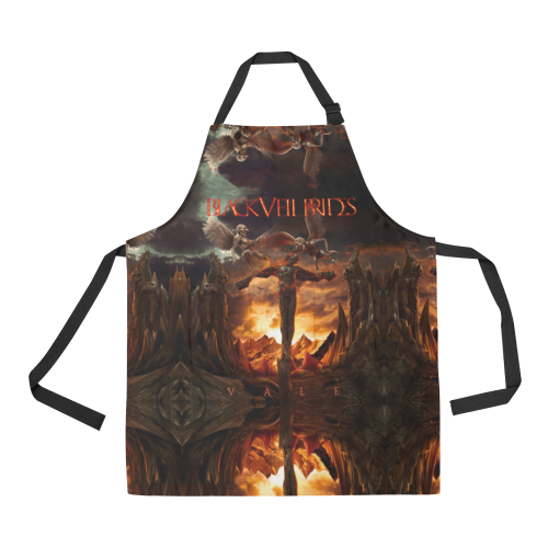 Black Veil Brides #2 - Apron