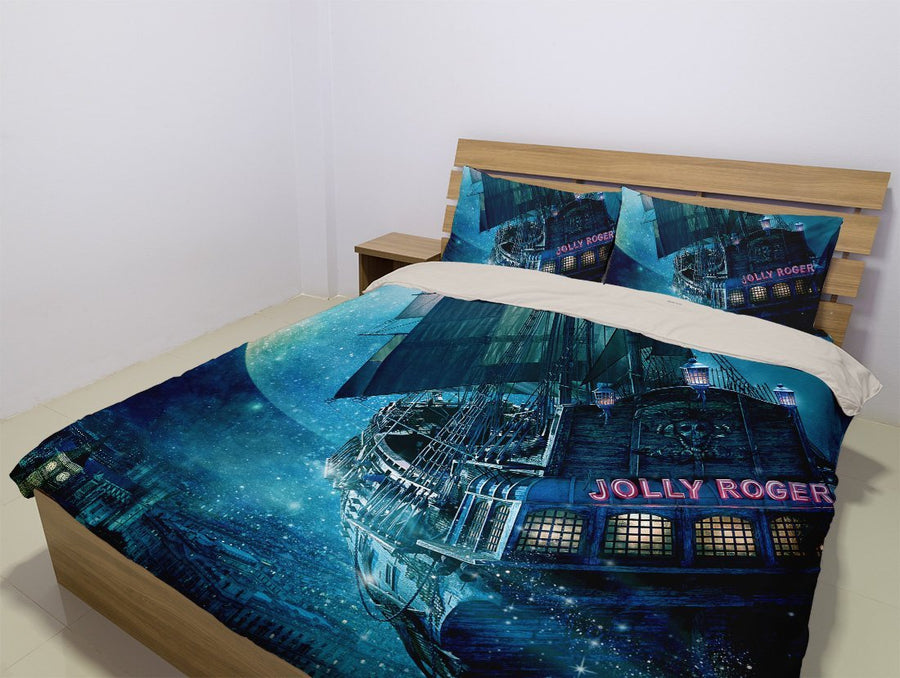 Peter Pan (3 Styles) - Bedding Set (Duvet Cover & Pillowcases)