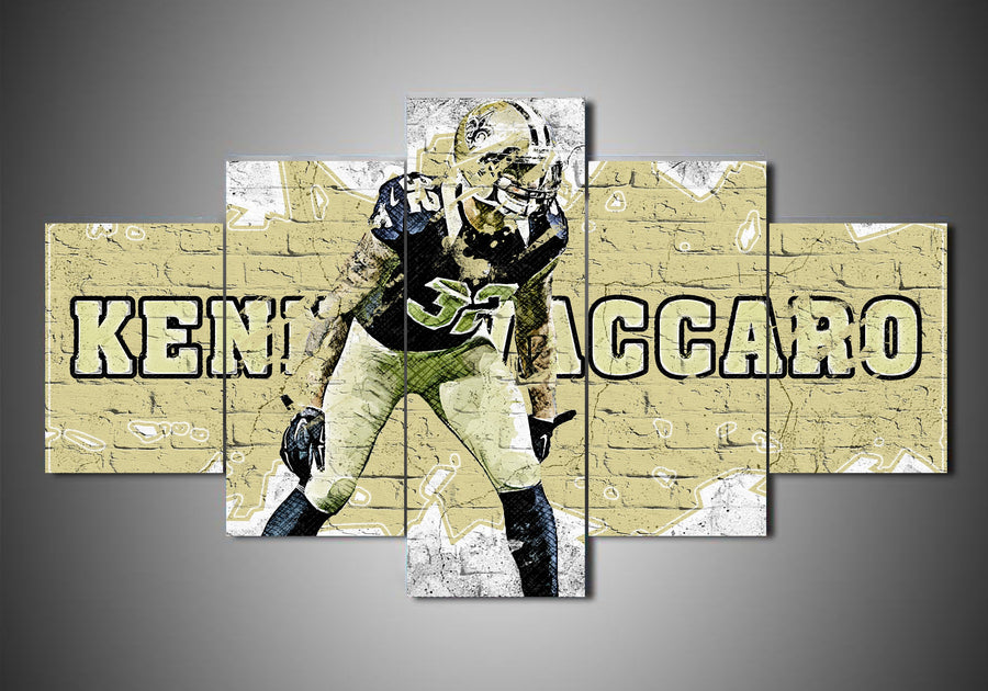 Fancy New Orleans Saints Wall Decor Image Collection - Art & Wall ...
