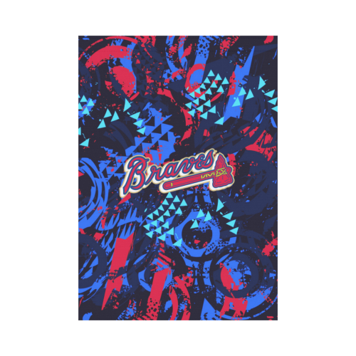Atlanta Braves - Garden Flag