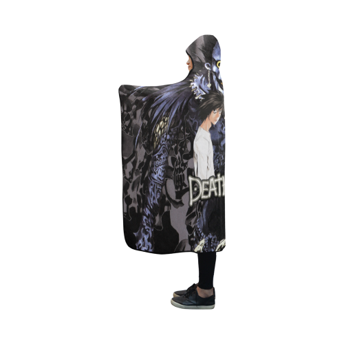 Death Note - Hooded Blanket-MyStorify