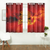 Atlanta Hawks #2 - Kitchen Curtain