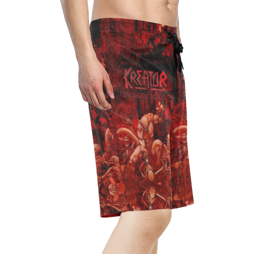 Kreator #2 - Men's Shorts-MyStorify