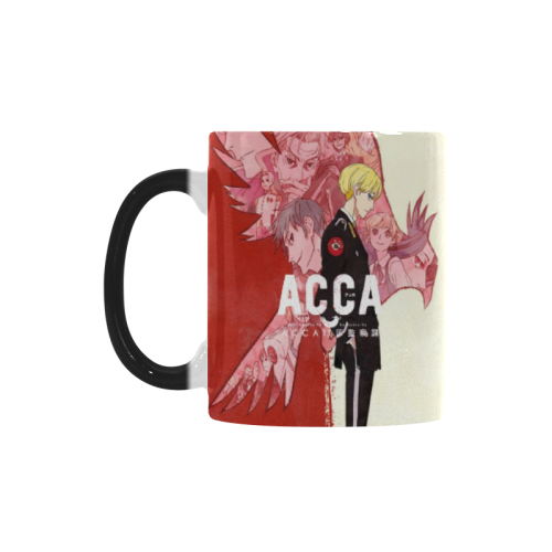 ACCA: 13-Territory Inspection Dept. - Morphing Mug-MyStorify