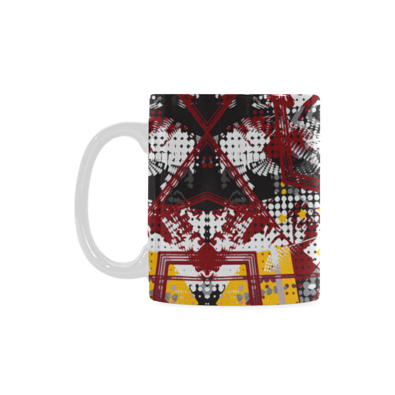 Arizona Cardinals - White Mug-MyStorify