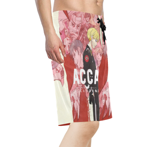 ACCA: 13-Territory Inspection Dept. - Men's Shorts-MyStorify