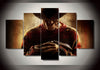 5-Piece Canvas Wall Art - Freddy Krueger - TheSevenShop