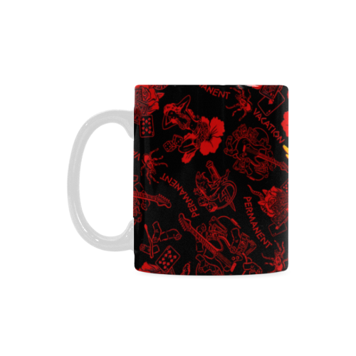 Aerosmith - White Mug-MyStorify