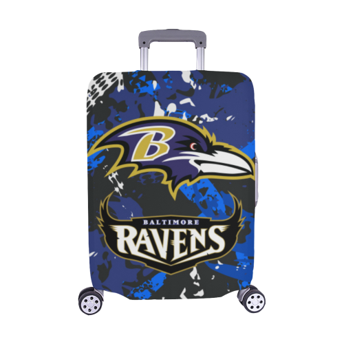 Baltimore Ravens - Luggage Cover