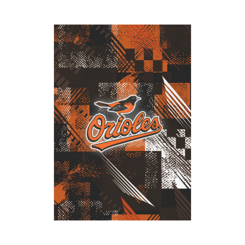 Baltimore Orioles - Garden Flag