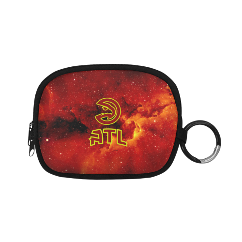 Atlanta Hawks #2 - Coin Purse